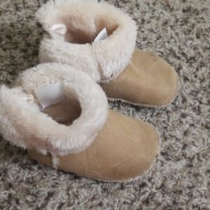 Toddler booties